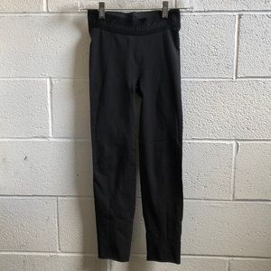 Lululemon black tight legging sz 2 58585